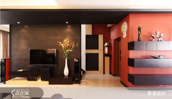 50坪新成屋(5年以下)_混搭風案例圖片_景漾建築空間設計_景漾_01之3