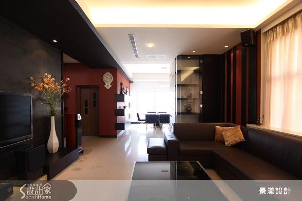 50坪新成屋(5年以下)_混搭風案例圖片_景漾建築空間設計_景漾_01之2