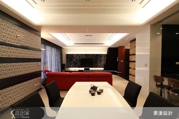 52坪新成屋(5年以下)_現代風案例圖片_景漾建築空間設計_景漾_02之4