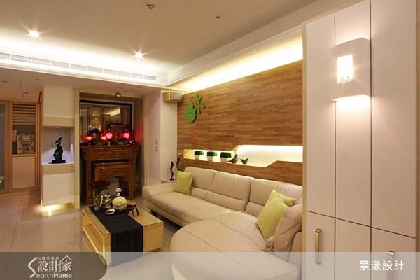 32坪新成屋(5年以下)_休閒風案例圖片_景漾建築空間設計_景漾_03之4