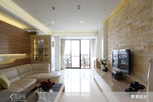 32坪新成屋(5年以下)_休閒風案例圖片_景漾建築空間設計_景漾_03之8