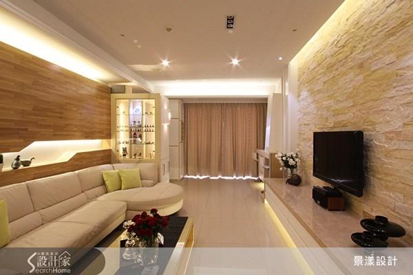 32坪新成屋(5年以下)_休閒風案例圖片_景漾建築空間設計_景漾_03之9