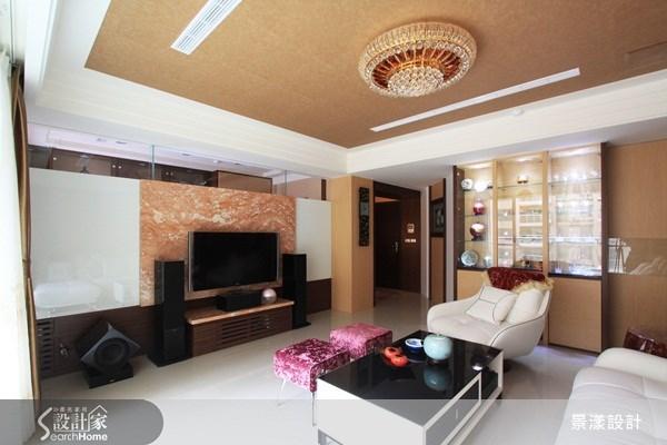 42坪新成屋(5年以下)_新中式風案例圖片_景漾建築空間設計_景漾_04之1