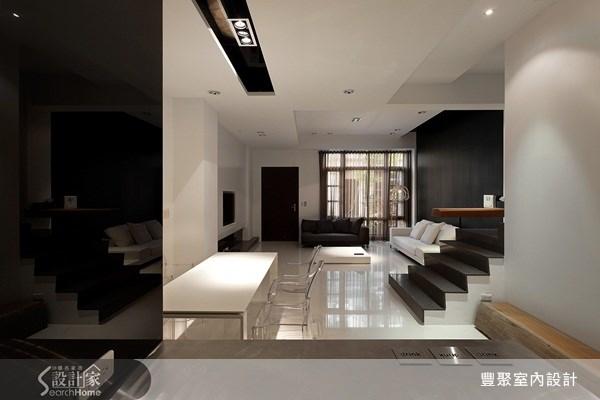 70坪新成屋(5年以下)_簡約風餐廳案例圖片_豐聚室內設計_豐聚_02之9