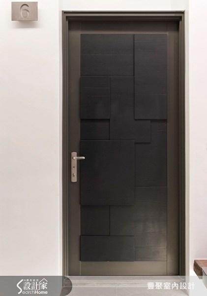 75坪中古屋(5~15年)_現代風玄關案例圖片_豐聚室內設計_豐聚_05之3