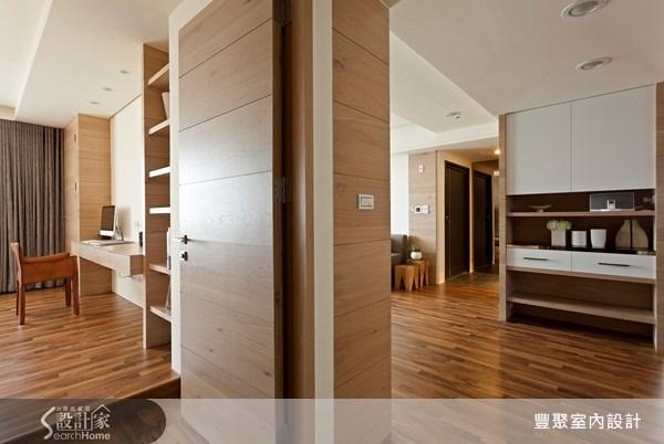 42坪中古屋(5~15年)_休閒風走廊案例圖片_豐聚室內設計_豐聚_09之9
