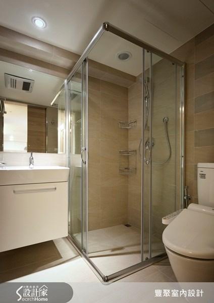 42坪中古屋(5~15年)_休閒風浴室案例圖片_豐聚室內設計_豐聚_09之13