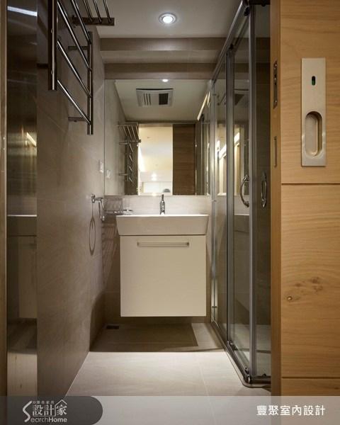 42坪中古屋(5~15年)_休閒風浴室案例圖片_豐聚室內設計_豐聚_09之14