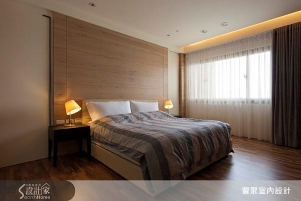 42坪中古屋(5~15年)_休閒風臥室案例圖片_豐聚室內設計_豐聚_09之10