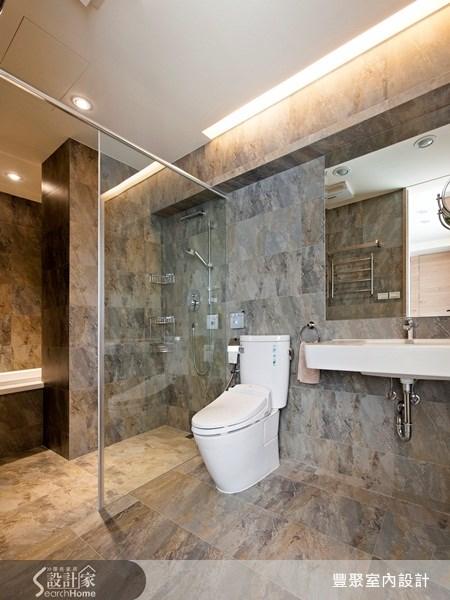 42坪中古屋(5~15年)_休閒風浴室案例圖片_豐聚室內設計_豐聚_09之15