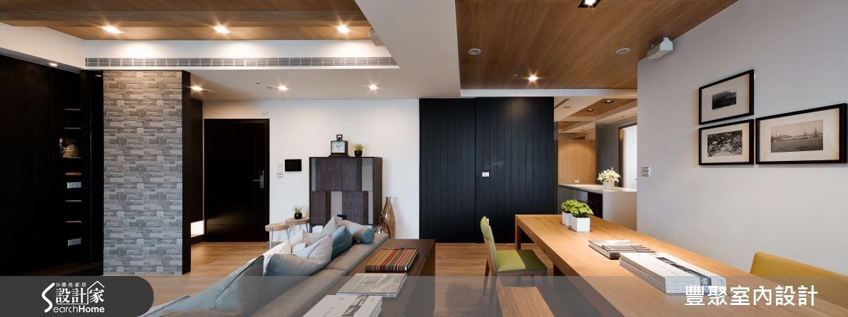 新成屋(5年以下)_北歐風客廳案例圖片_豐聚室內設計_豐聚_19之3
