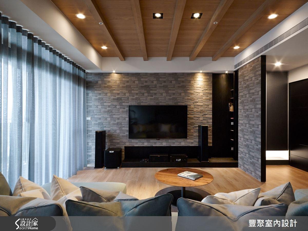 新成屋(5年以下)_北歐風客廳案例圖片_豐聚室內設計_豐聚_19之4