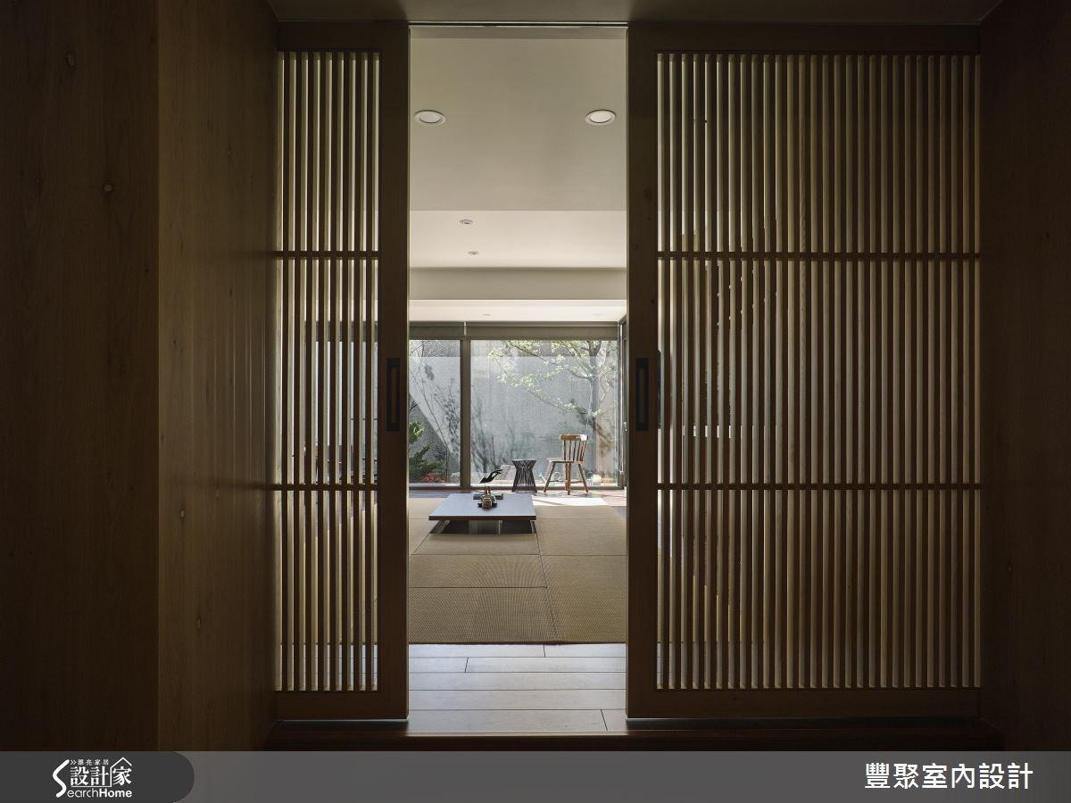 45坪_現代風和室案例圖片_豐聚室內設計_豐聚_20之1
