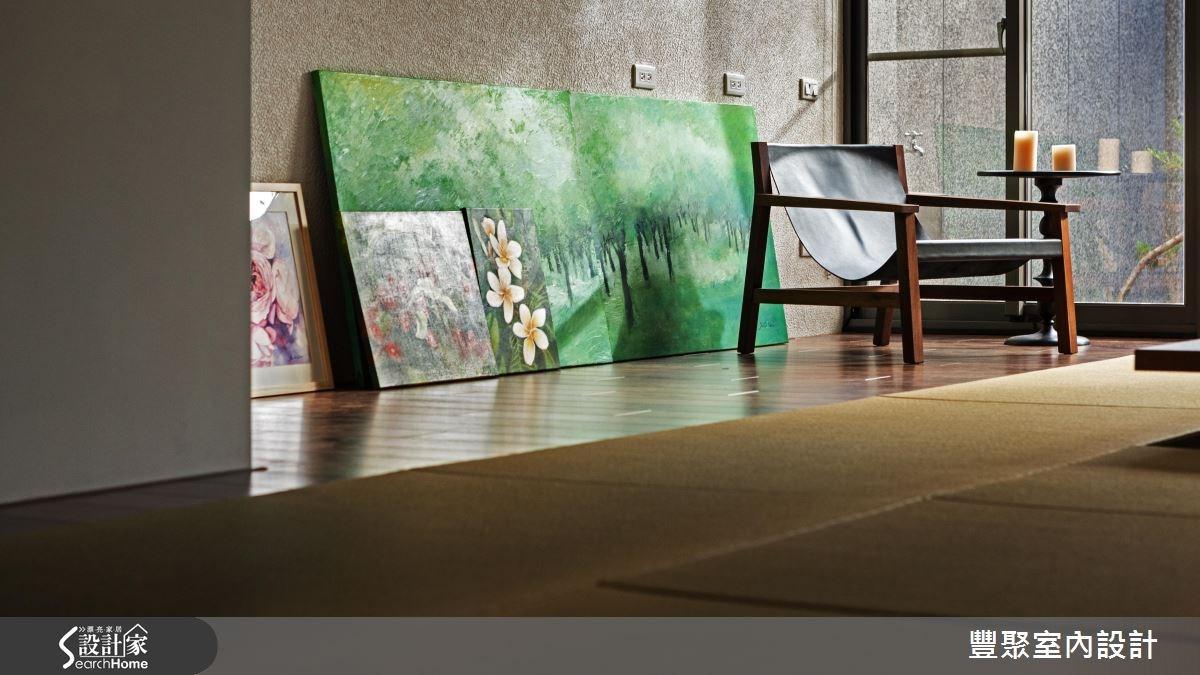 45坪_現代風和室案例圖片_豐聚室內設計_豐聚_20之4