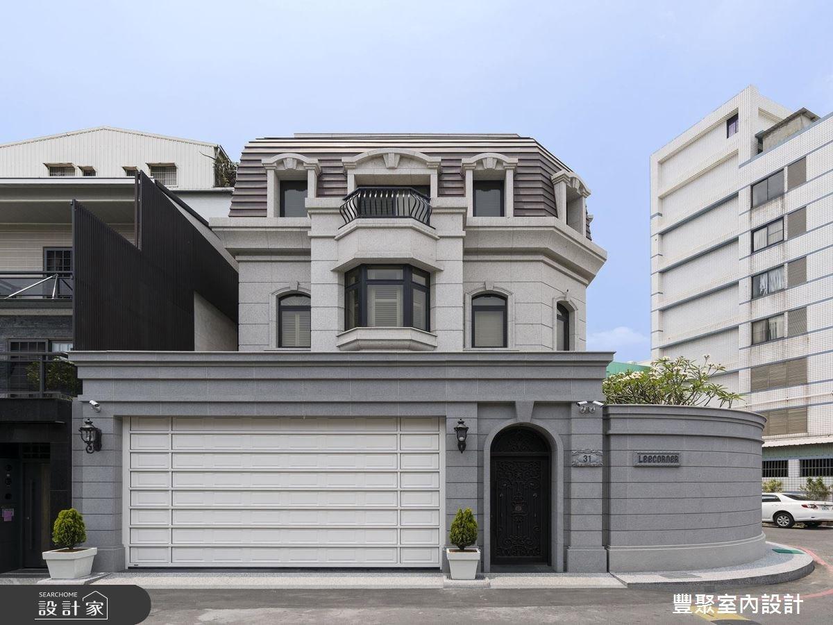 82坪新成屋(5年以下)_新古典庭院案例圖片_豐聚室內設計_豐聚_21之46
