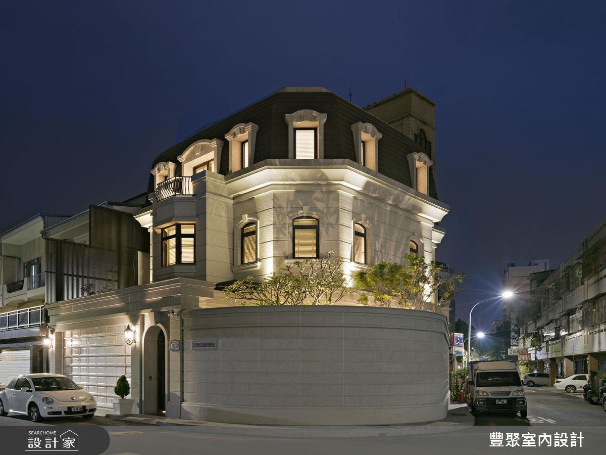 82坪新成屋(5年以下)_新古典庭院案例圖片_豐聚室內設計_豐聚_21之47