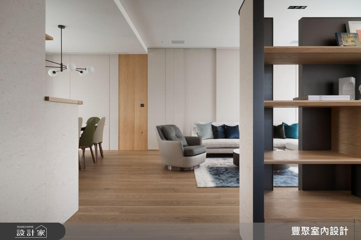 41坪新成屋(5年以下)_北歐風案例圖片_豐聚室內設計_豐聚_32之1