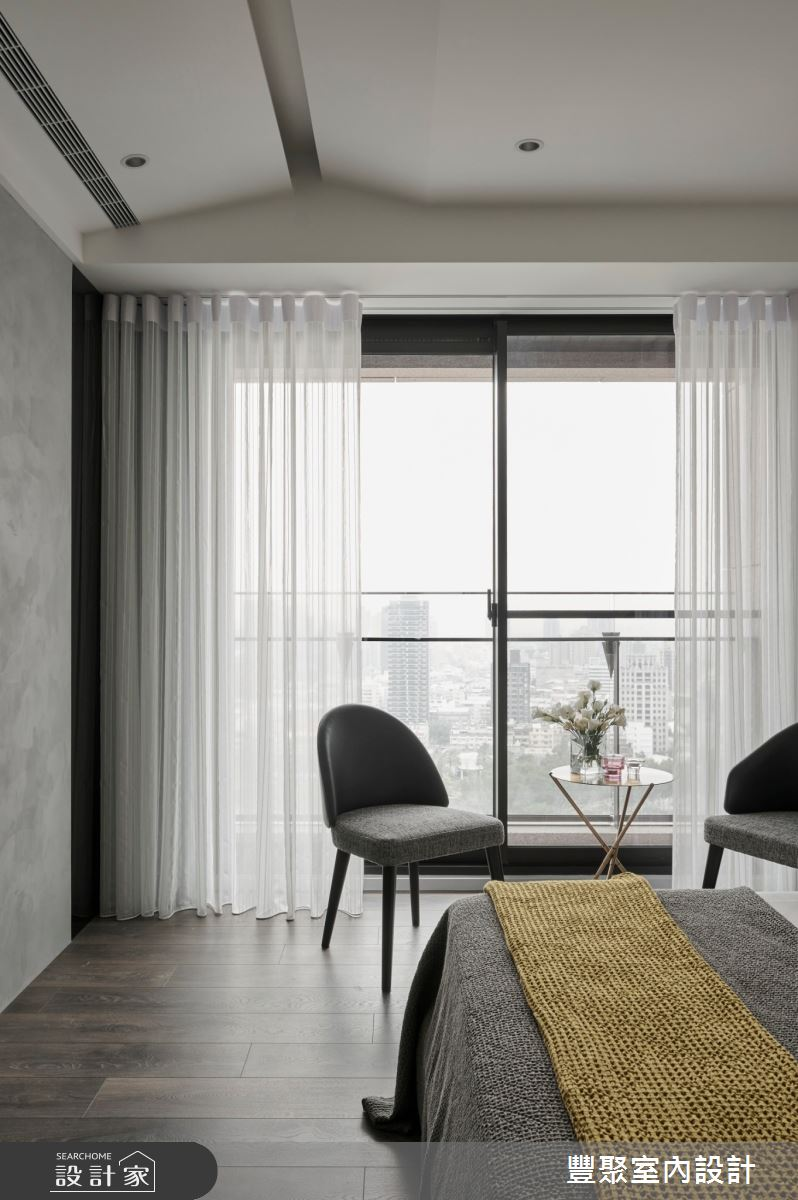44坪新成屋(5年以下)_現代風案例圖片_豐聚室內設計_豐聚_37之15