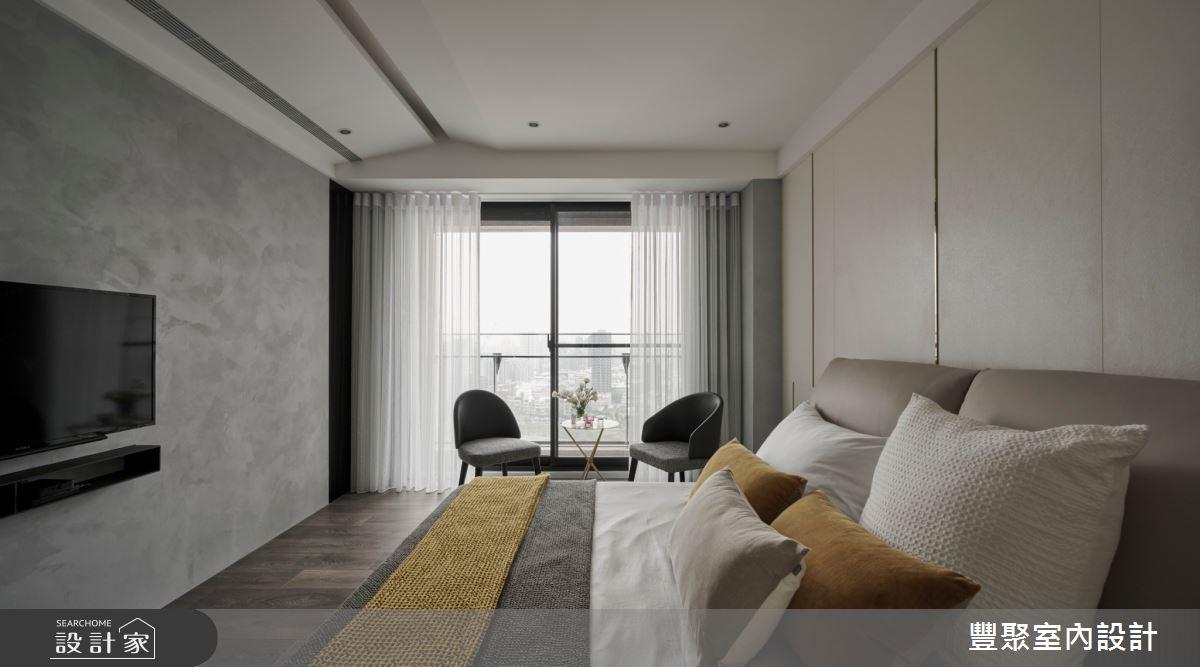 44坪新成屋(5年以下)_現代風案例圖片_豐聚室內設計_豐聚_37之16