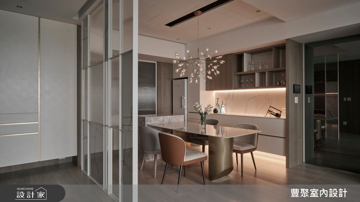 44坪新成屋(5年以下)_現代風案例圖片_豐聚室內設計_豐聚_37之12