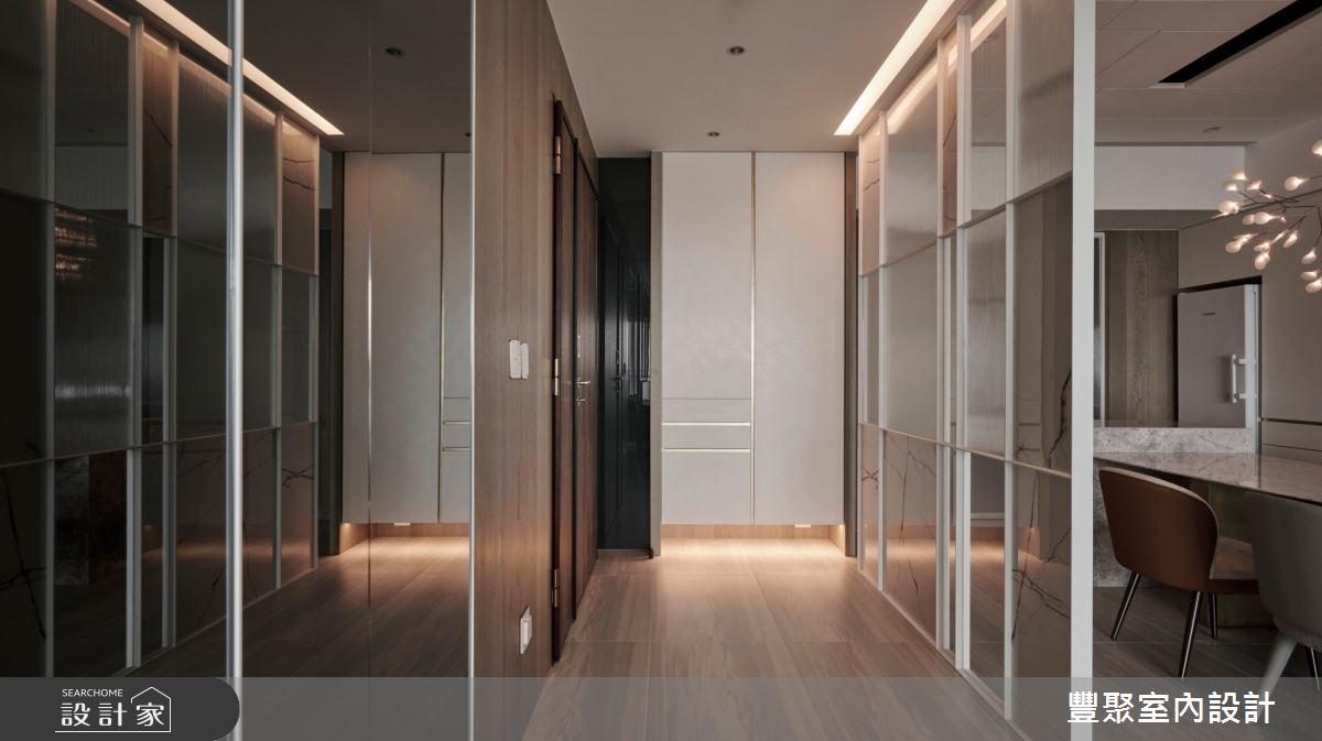 44坪新成屋(5年以下)_現代風案例圖片_豐聚室內設計_豐聚_37之13