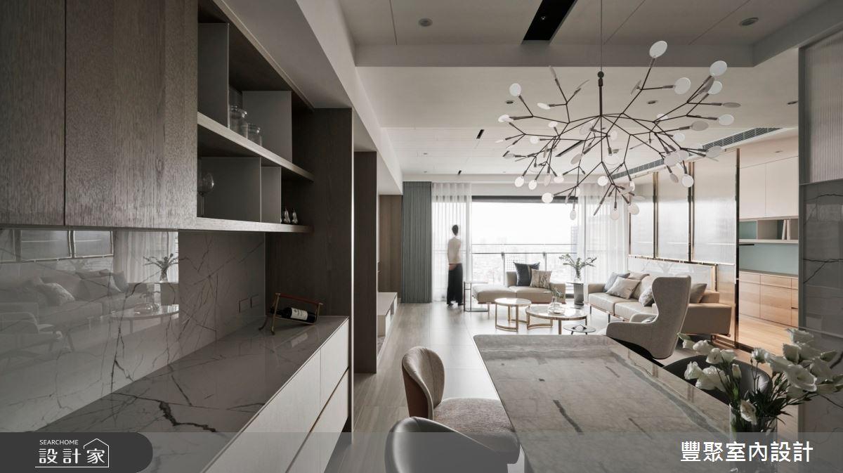 44坪新成屋(5年以下)_現代風案例圖片_豐聚室內設計_豐聚_37之10