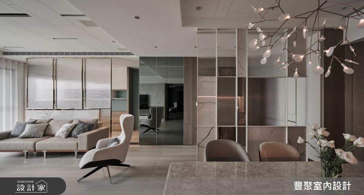 44坪新成屋(5年以下)_現代風案例圖片_豐聚室內設計_豐聚_37之9