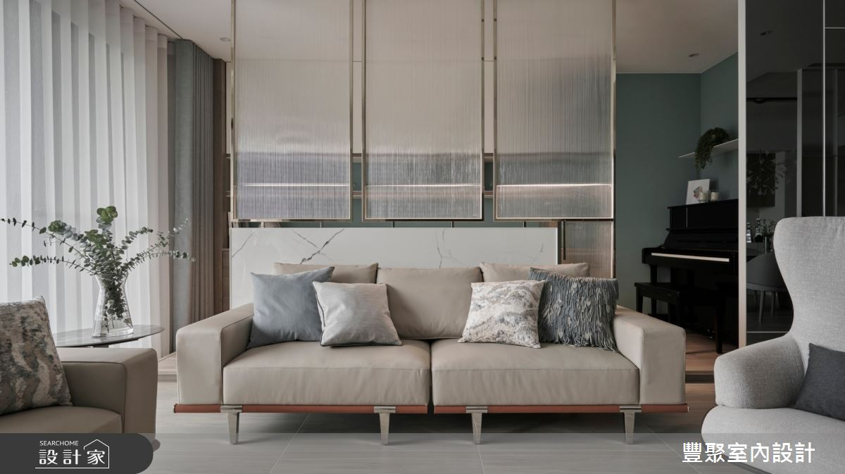 44坪新成屋(5年以下)_現代風案例圖片_豐聚室內設計_豐聚_37之8