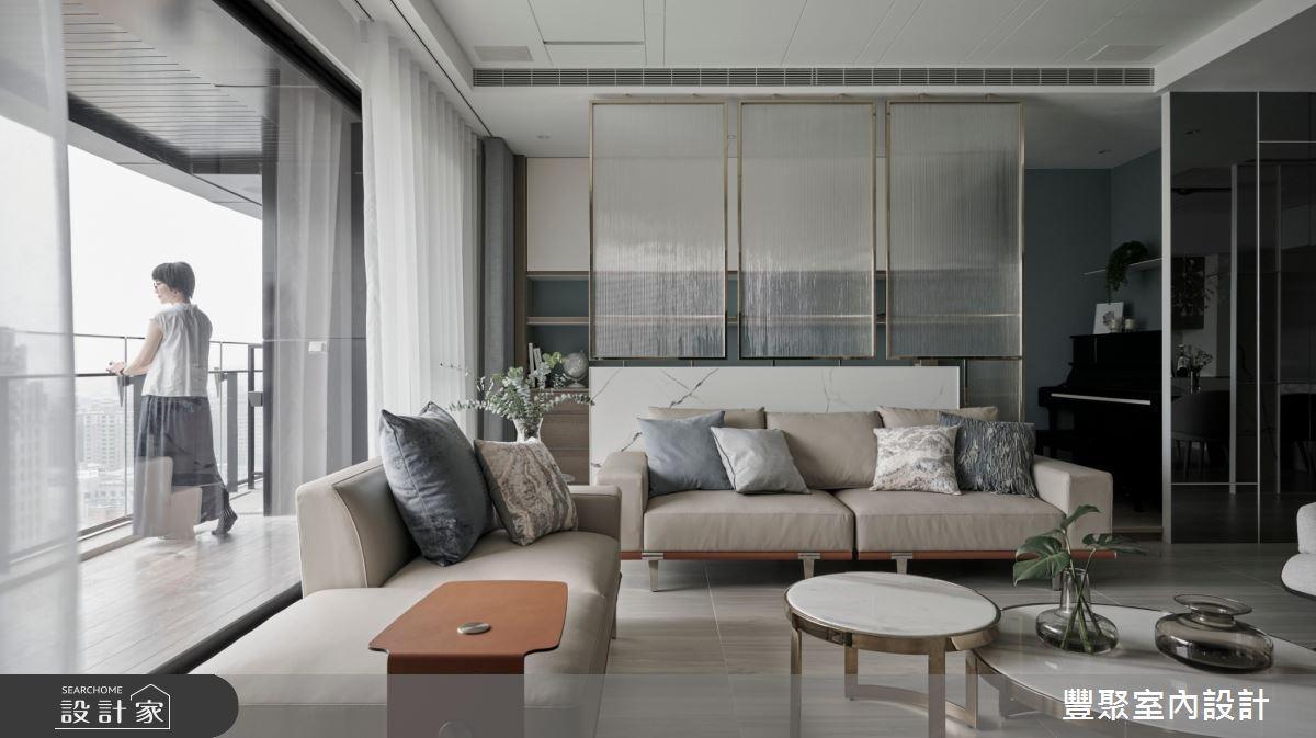 44坪新成屋(5年以下)_現代風案例圖片_豐聚室內設計_豐聚_37之7