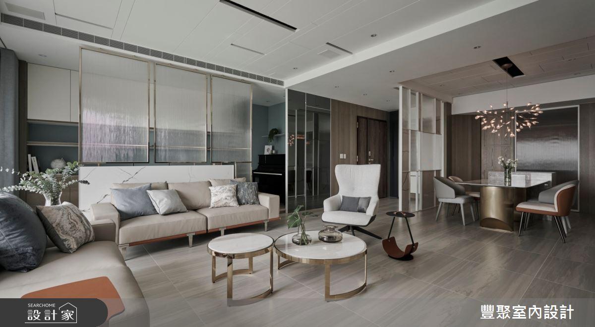 44坪新成屋(5年以下)_現代風案例圖片_豐聚室內設計_豐聚_37之6