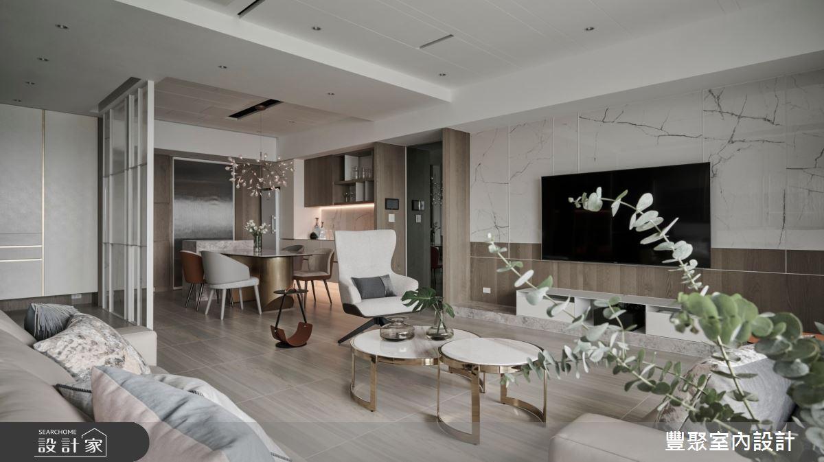 44坪新成屋(5年以下)_現代風案例圖片_豐聚室內設計_豐聚_37之5