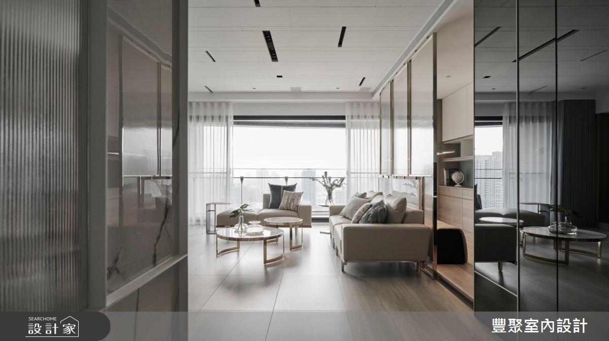 44坪新成屋(5年以下)_現代風案例圖片_豐聚室內設計_豐聚_37之1