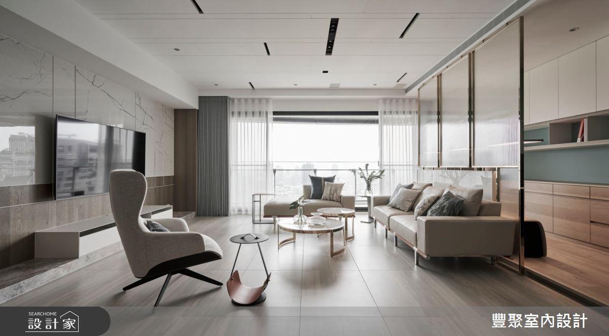 44坪新成屋(5年以下)_現代風案例圖片_豐聚室內設計_豐聚_37之3