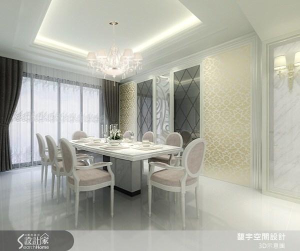 74坪新成屋(5年以下)_新古典案例圖片_馥宇空間設計_馥宇_04之4