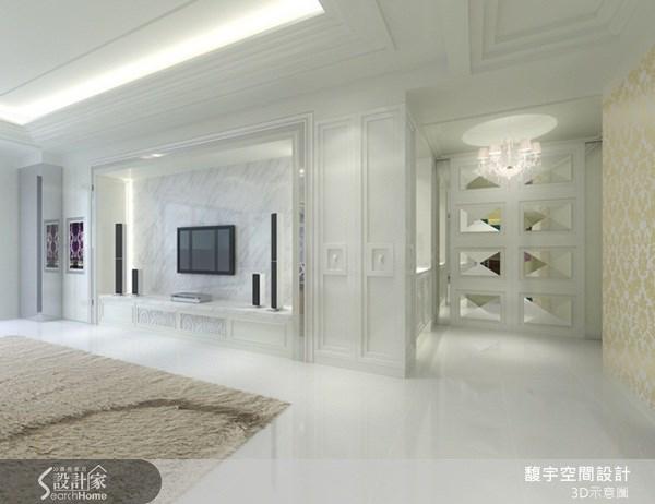 74坪新成屋(5年以下)_新古典案例圖片_馥宇空間設計_馥宇_04之3