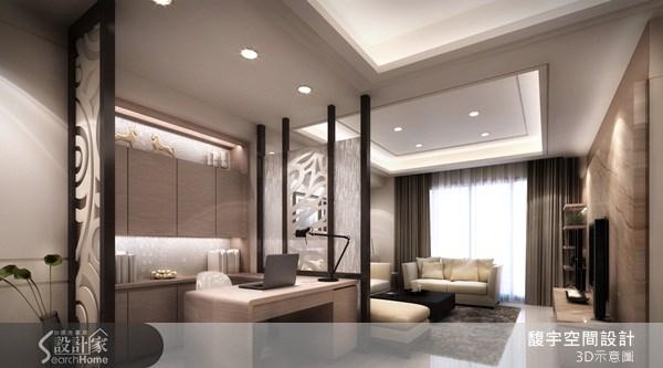 45坪新成屋(5年以下)_奢華風案例圖片_馥宇空間設計_馥宇_08之3