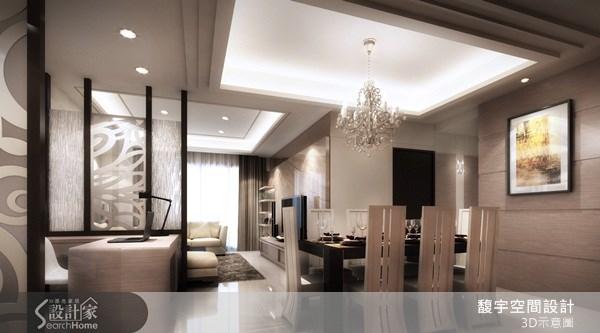 45坪新成屋(5年以下)_奢華風案例圖片_馥宇空間設計_馥宇_08之4
