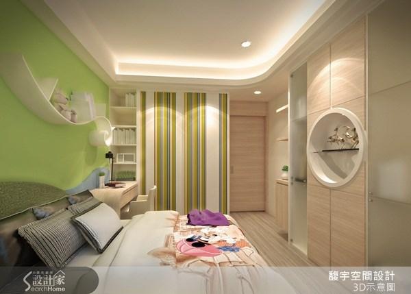 30坪新成屋(5年以下)_混搭風案例圖片_馥宇空間設計_馥宇_10之3