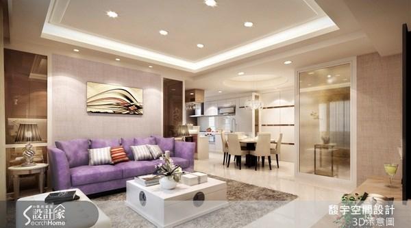 30坪新成屋(5年以下)_現代風案例圖片_馥宇空間設計_馥宇_11之2