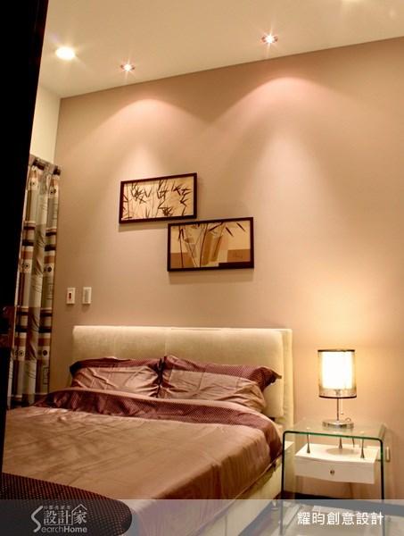 16坪新成屋(5年以下)_現代風臥室案例圖片_耀昀創意設計_耀昀_01之11
