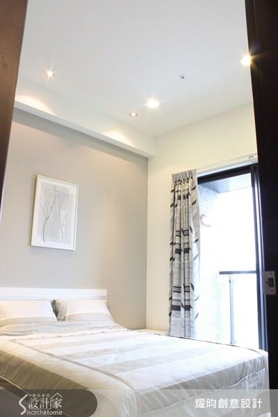 16坪新成屋(5年以下)_現代風臥室案例圖片_耀昀創意設計_耀昀_01之13