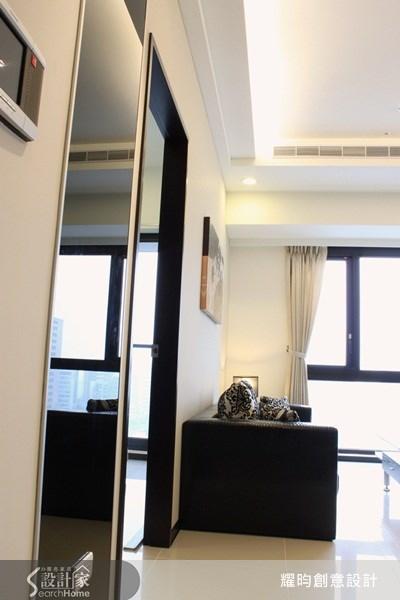 16坪新成屋(5年以下)_現代風客廳案例圖片_耀昀創意設計_耀昀_01之6