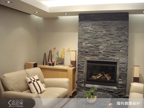 125坪新成屋(5年以下)_休閒風客廳案例圖片_耀昀創意設計_耀昀_05之1
