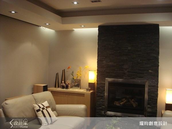 125坪新成屋(5年以下)_休閒風客廳案例圖片_耀昀創意設計_耀昀_05之2