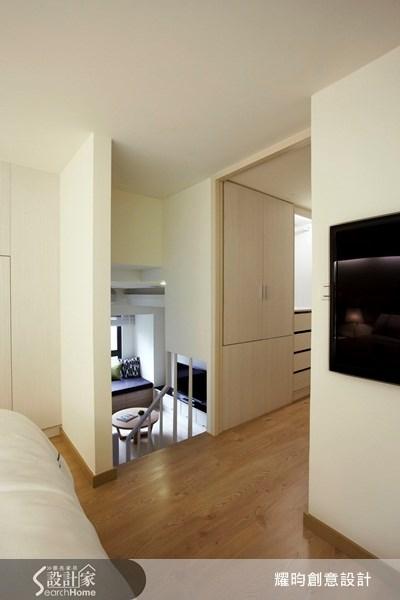 20坪新成屋(5年以下)_北歐風臥室案例圖片_耀昀創意設計_耀昀_07之14