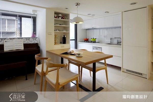20坪新成屋(5年以下)_北歐風餐廳案例圖片_耀昀創意設計_耀昀_07之4