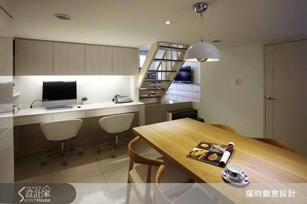 20坪新成屋(5年以下)_北歐風餐廳案例圖片_耀昀創意設計_耀昀_07之9