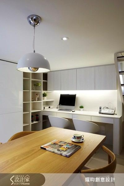 20坪新成屋(5年以下)_北歐風餐廳案例圖片_耀昀創意設計_耀昀_07之6