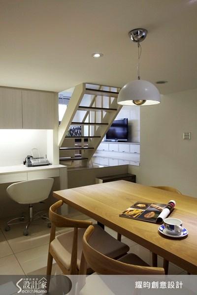 20坪新成屋(5年以下)_北歐風餐廳案例圖片_耀昀創意設計_耀昀_07之8