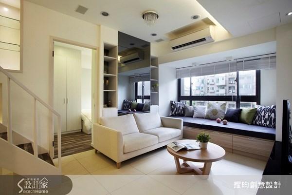 20坪新成屋(5年以下)_北歐風客廳案例圖片_耀昀創意設計_耀昀_07之1
